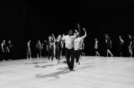 Augusto Omolu Performance Workshop - Aberystwyth University - 2012