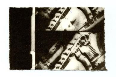 Dazzle - Photo-lithograph postcard - 2012